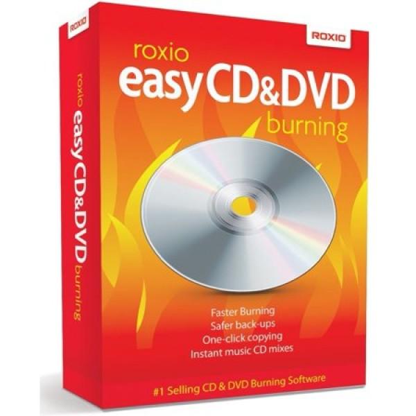 Roxio Easy CD and DVD Burning 2011 (Windows)