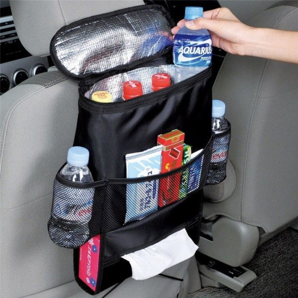 Car Seat Organizer Cooler Bag