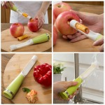 Apple Core Removers Plastic Tool