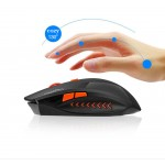 Wireless Optical Mouse  2.4G  Rechargeable