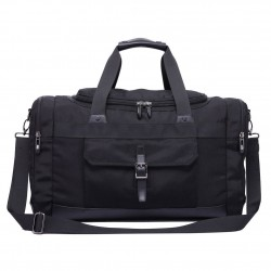 Travel Duffel Bag 21'' Large Unisex Weekender Bag TSA Friendly Carry-on Luggage Tote Overnight Bag