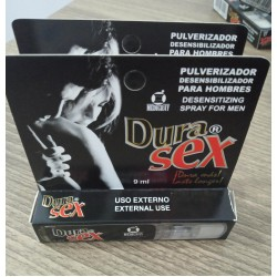 Dura Sex Desensitizing Delay Spray for Men to Help Men Last Longer in Bed-9 ml (0.3 Oz)