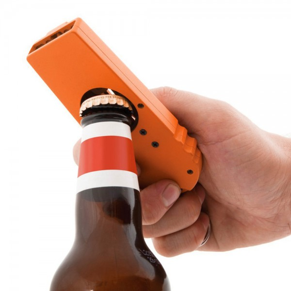 Ejection Beer Bottle Opener