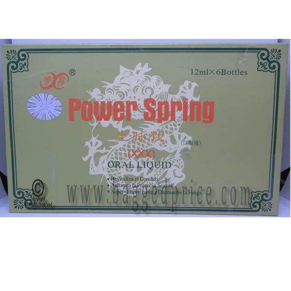 Power Spring XXX Oral Liquid Sexual 100% ORIGINAL
