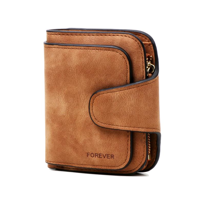 Wallet Brand Coin Purse PU Leather Women Wallet Purse Wallet Female Card  Holder Long Lady Clutch purse Carteira Feminina 298baedaecef