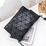2018 new small solid plaid geometric lingge envelope handbag women clutch ladies purse crossbody messenger shoulder bags L4-3253