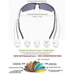 ATTCL Men's HOT Fashion Driving Polarized Sunglasses for Men Al-Mg Metal Frame Ultra Light