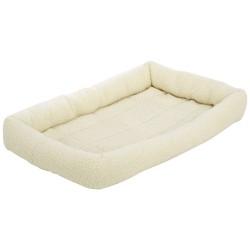 Basics Padded Pet Bolster Bed