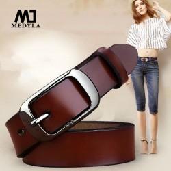 Free shipping Love strap Women genuine leather fashion all-match belt women's cowhide casual pants  belt