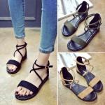NAUSK 2018 Gladiator Sandals Women Summer Shoes Platform Fashion Women Sandals Casual Occasions Comfortable Female Flats Sandals