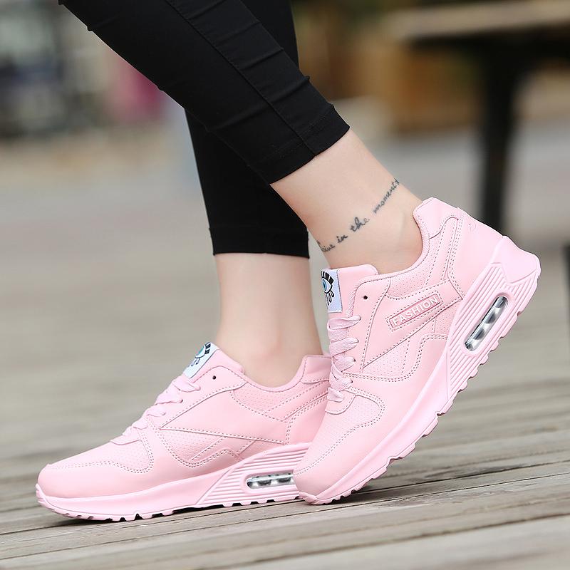 PINSV Women Running Shoes Krasovki