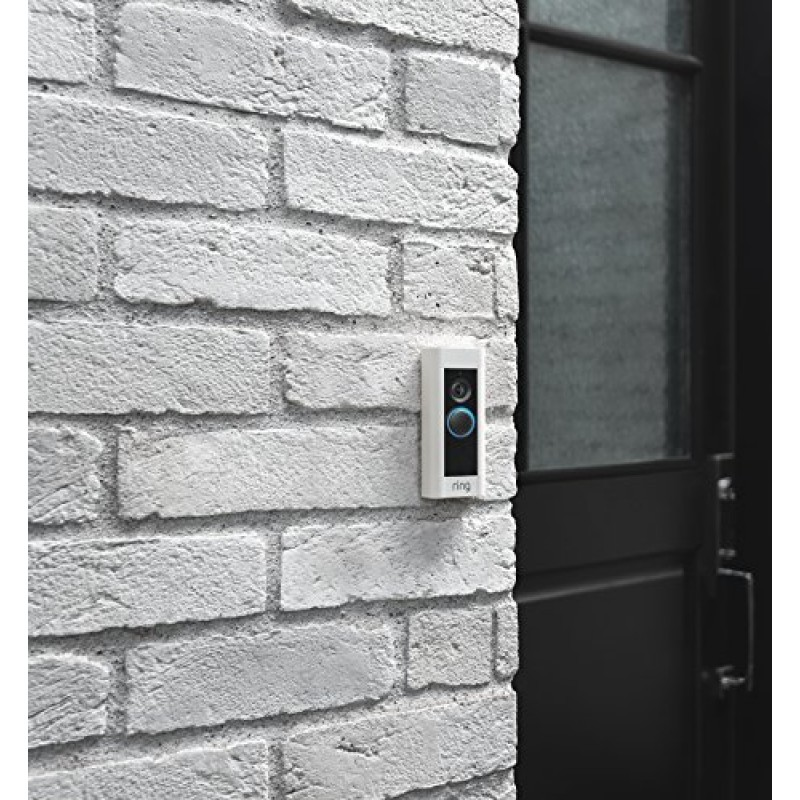 Ring Video Doorbell Pro, Works with Alexa (existing doorbell wiring ...