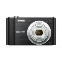 Sony DSCW800/B 20.1 MP Digital Camera (Black)