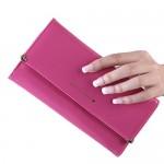 Wallet,toraway 2016 Women Elegant Clutch Long Purse Leather Wallet Bags Gift