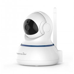 Wansview Wireless 1080P IP Camera, WiFi Home Security Surveillance Camera for Baby /Elder/ Pet/Nanny Monitor, Pan/Tilt, Two-Way Audio & Night Vision Q3-S